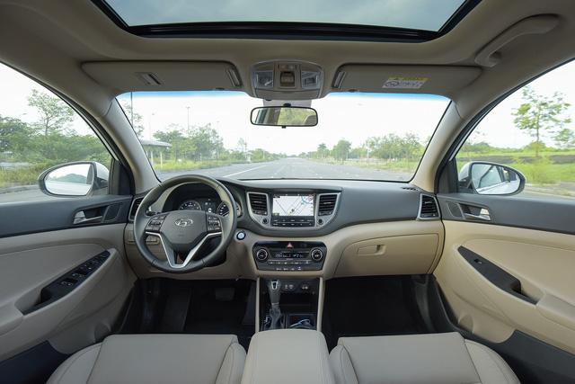 Hyundai Tucson 2017 ra mắt với giá rẻ bất ngờ 815 triệu, Mazda CX-5 và Honda CR-V gặp thách thức lớn - Ảnh 3.