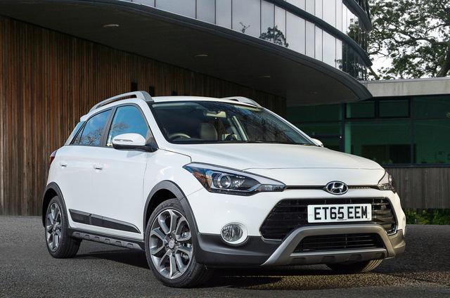 Hyundai i20 facelift bị bắt gặp trên đường chạy thử - Ảnh 5.