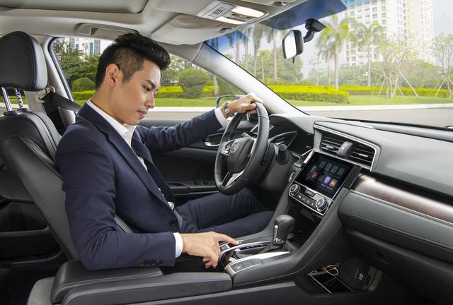 Rẻ hơn dự đoán, Honda Civic thế hệ mới chốt giá 950 triệu Đồng - Ảnh 4.