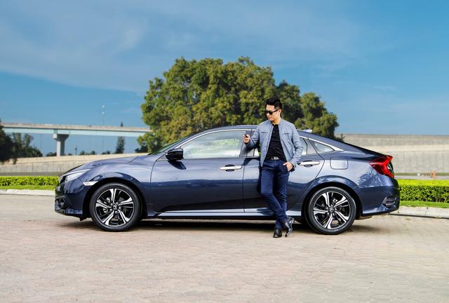 Rẻ hơn dự đoán, Honda Civic thế hệ mới chốt giá 950 triệu Đồng - Ảnh 7.