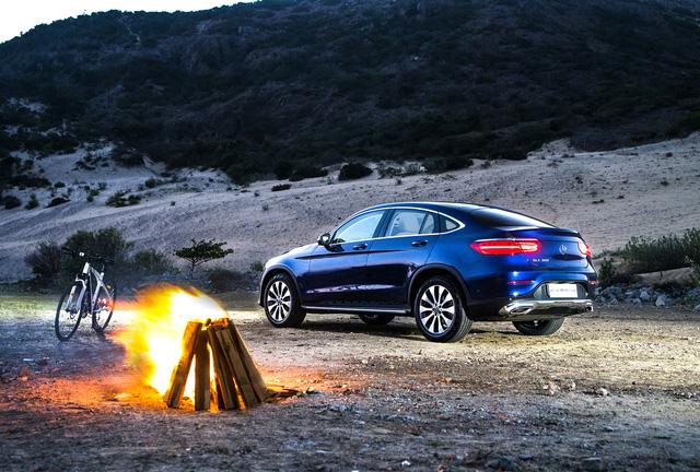 Được đà ăn khách, Mercedes-Benz tung ra phiên bản GLC 300 4MATIC Coupé - Ảnh 8.