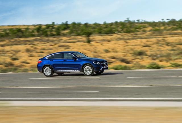 Được đà ăn khách, Mercedes-Benz tung ra phiên bản GLC 300 4MATIC Coupé - Ảnh 7.