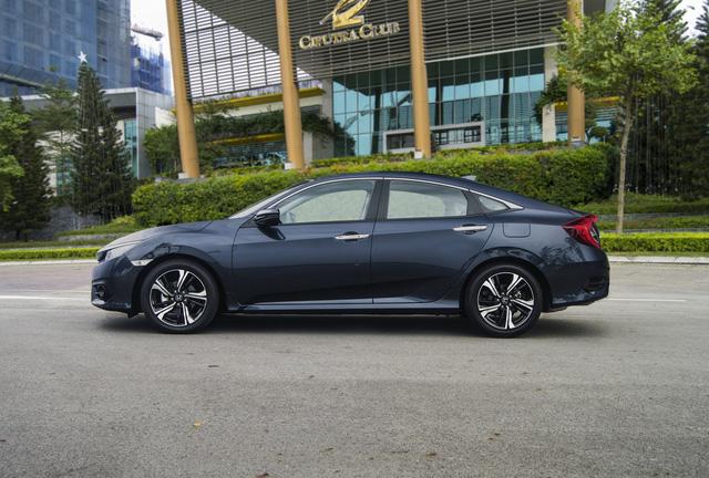 Rẻ hơn dự đoán, Honda Civic thế hệ mới chốt giá 950 triệu Đồng - Ảnh 8.