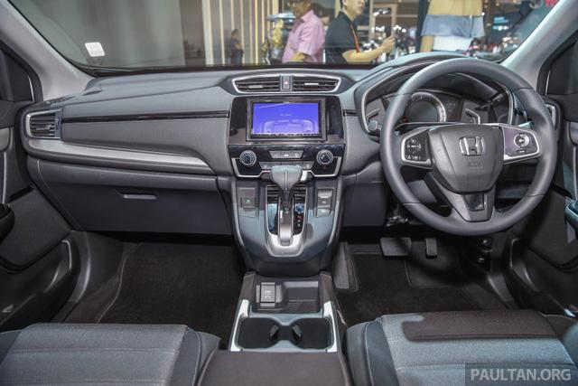 Honda CR-V 2017 phiên bản 5 và 7 chỗ trình làng tại Đông Nam Á với giá mềm hơn - Ảnh 10.