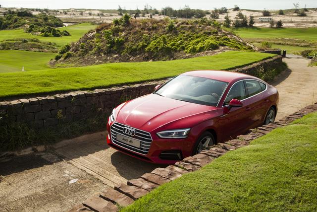 Audi A5 Sportback mới chính thức ra mắt thị trường Việt Nam - Ảnh 1.