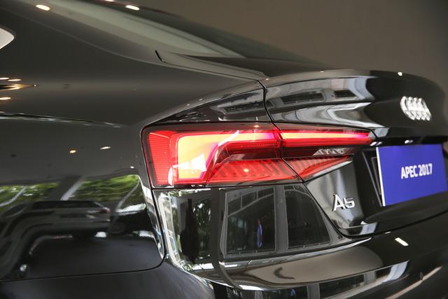 Audi A5 Sportback phục vụ APEC đã cập cảng Việt Nam - Ảnh 4.