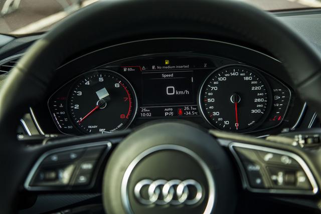 Audi A5 Sportback mới chính thức ra mắt thị trường Việt Nam - Ảnh 5.