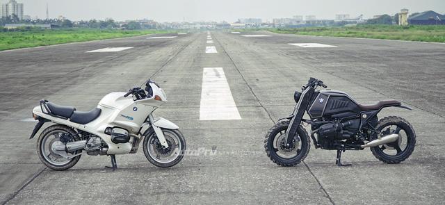 Gặp gỡ BMW R1100RS độ Streetfighter ZF Ronin của thợ Việt - Ảnh 1.