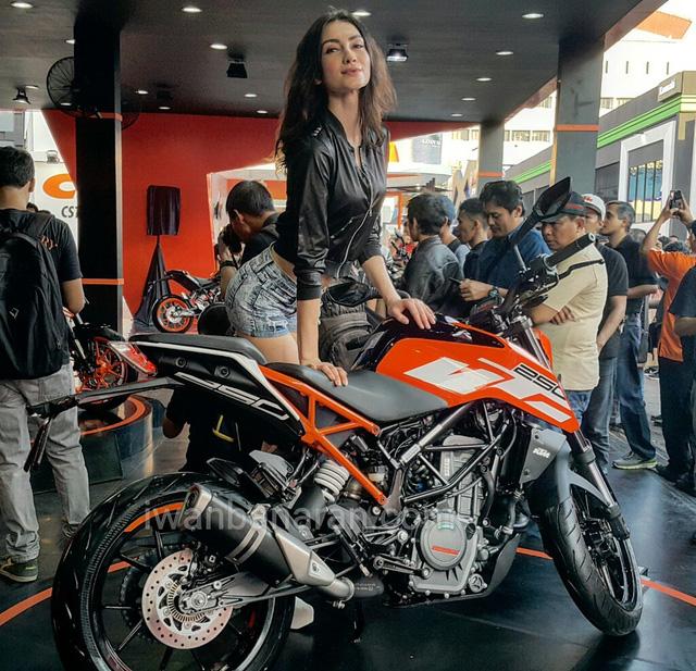 Cặp đôi naked bike cho người mới chơi KTM Duke 250 và Duke 390 2017 ra mắt Đông Nam Á - Ảnh 2.