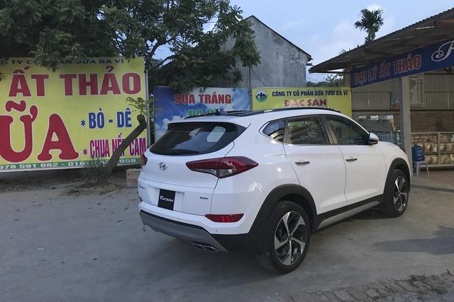 Hyundai Tucson Turbo được lắp ráp tại Việt Nam, sắp chính thức ra mắt thị trường - Ảnh 3.