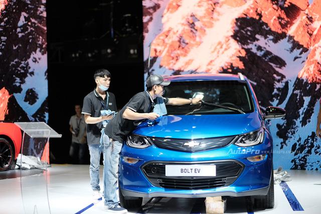Điểm danh những mẫu xe sẽ gây bão tại Triển lãm Ô tô Việt Nam 2017 - Ảnh 3.