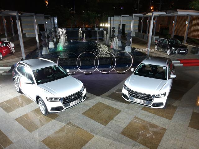 Chi tiết Audi Q5 mới ra mắt, giá từ 2 tỷ Đồng tại Việt Nam - Ảnh 15.