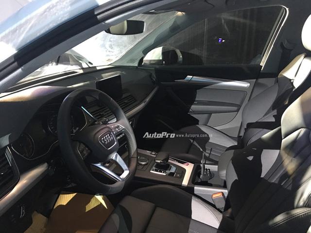 Chi tiết Audi Q5 mới ra mắt, giá từ 2 tỷ Đồng tại Việt Nam - Ảnh 8.