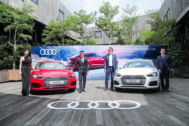 Audi A5 Sportback mới chính thức ra mắt thị trường Việt Nam - Ảnh 7.