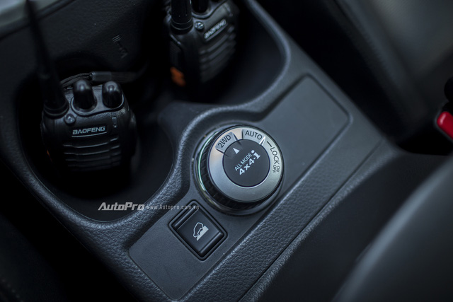 Nissan X-trail 2.5L SV 4WD - Đa dụng, nhưng thiếu điểm nhấn - Ảnh 9.