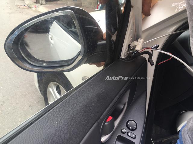 Chống trộm gương ô tô trong dịp Tết chỉ với 300.000 Đồng - Ảnh 9.