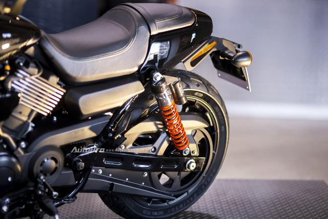 Cận cảnh Harley-Davidson Street Rod 2017 giá 415 triệu - Ảnh 9.
