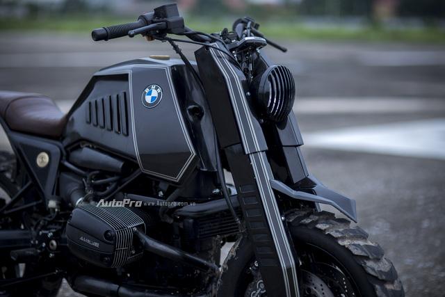 Gặp gỡ BMW R1100RS độ Streetfighter ZF Ronin của thợ Việt - Ảnh 5.