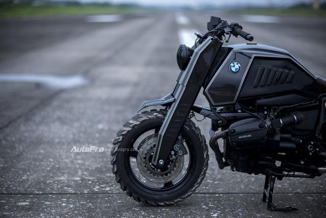 Gặp gỡ BMW R1100RS độ Streetfighter ZF Ronin của thợ Việt - Ảnh 4.