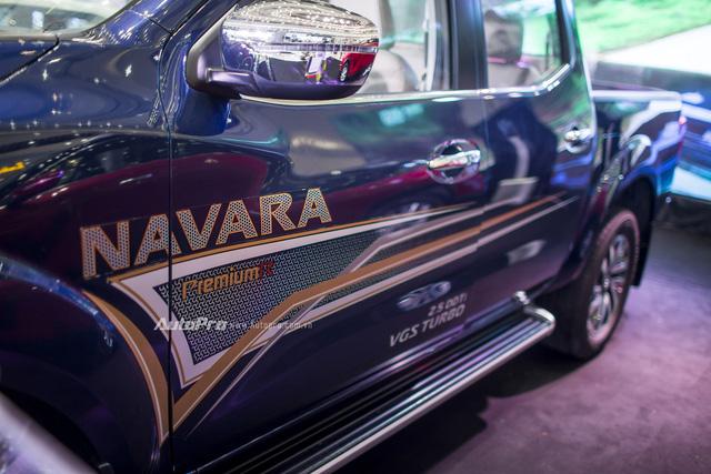 Cận cảnh Nissan Navara phiên bản đặc biệt và Nissan X-Trail phiên bản giới hạn - Ảnh 3.