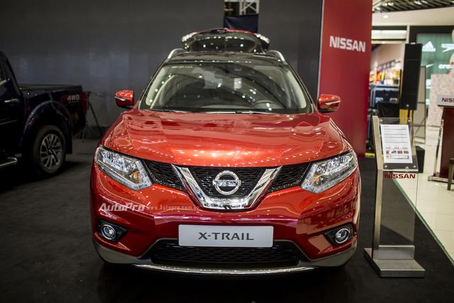 Cận cảnh Nissan Navara phiên bản đặc biệt và Nissan X-Trail phiên bản giới hạn - Ảnh 7.