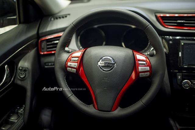 Cận cảnh Nissan Navara phiên bản đặc biệt và Nissan X-Trail phiên bản giới hạn - Ảnh 11.