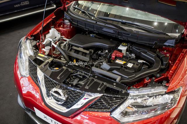 Cận cảnh Nissan Navara phiên bản đặc biệt và Nissan X-Trail phiên bản giới hạn - Ảnh 14.