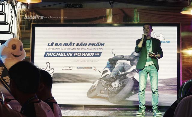 Michelin ra mắt lốp xe thể thao chuyên dụng cho biker Việt - Ảnh 2.