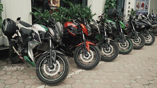 Michelin ra mắt lốp xe thể thao chuyên dụng cho biker Việt - Ảnh 3.