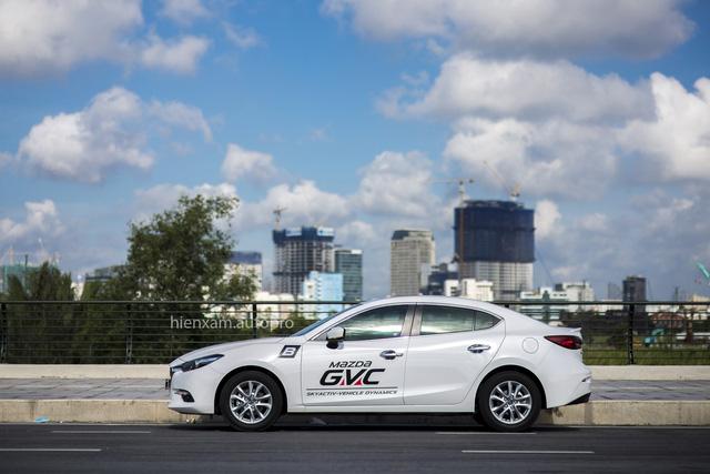 G-Vectoring Control - Nâng cấp đáng kể nhất trên Mazda3 2017 - Ảnh 3.