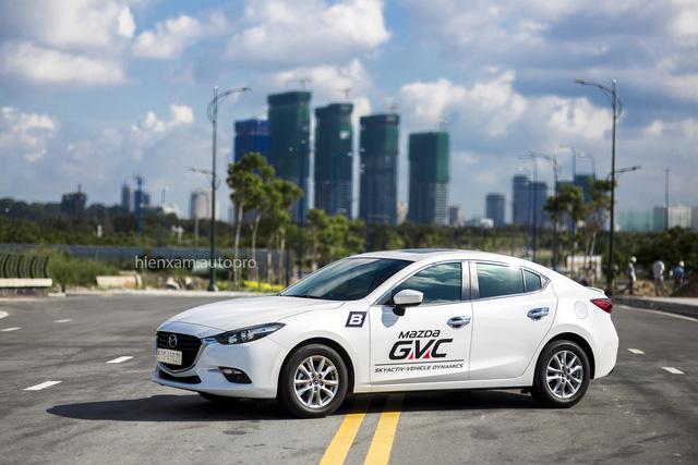 G-Vectoring Control - Nâng cấp đáng kể nhất trên Mazda3 2017 - Ảnh 1.