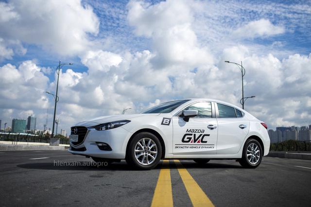 G-Vectoring Control - Nâng cấp đáng kể nhất trên Mazda3 2017 - Ảnh 6.