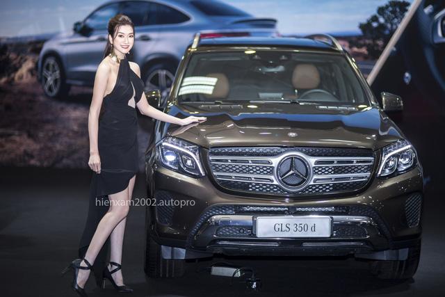 Dàn chân dài miên man tại Mercedes-Benz Fascination 2017 - Ảnh 8.