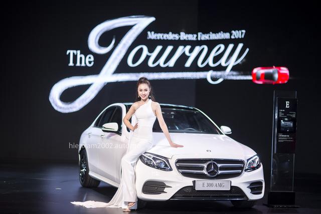 Dàn chân dài miên man tại Mercedes-Benz Fascination 2017 - Ảnh 17.