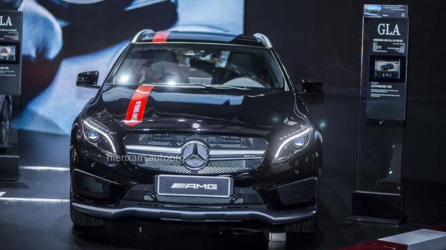 Cận cảnh Mercedes-Benz GLA 45 AMG giá 2,279 tỉ đồng