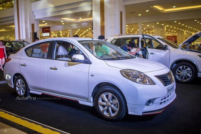 Nissan Việt Nam tiếp tục ra mắt phiên bản cao cấp cho Sunny và X-Trail - Ảnh 2.