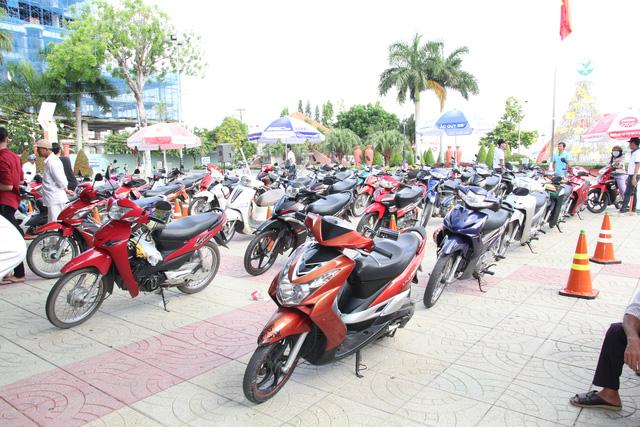 Ngày hội chăm sóc xe máy sắp diễn ra - Ảnh 1.