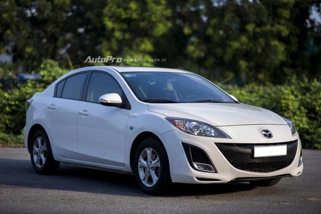 Mazda3 2011 - Xe cũ, lái ổn, giá dưới 600 triệu - Ảnh 1.