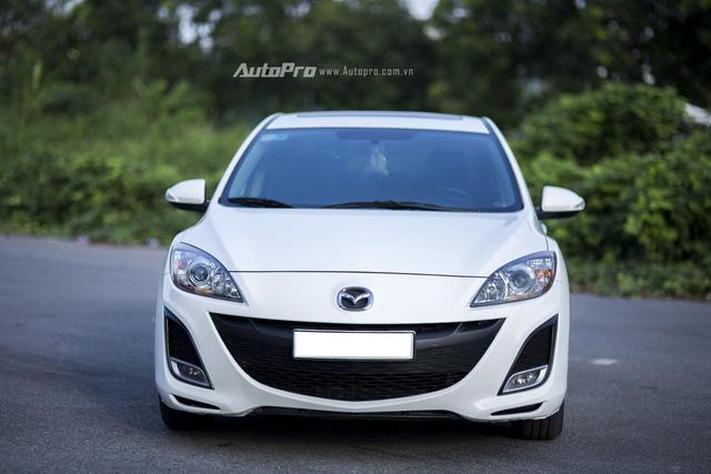 Mazda3 2011 - Xe cũ, lái ổn, giá dưới 600 triệu - Ảnh 3.