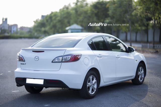 Mazda3 2011 - Xe cũ, lái ổn, giá dưới 600 triệu - Ảnh 10.