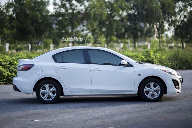 Mazda3 2011 - Xe cũ, lái ổn, giá dưới 600 triệu - Ảnh 2.