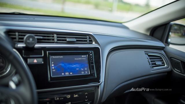 Honda City 2017 - nâng tầm cho một mẫu sedan hạng B - Ảnh 7.