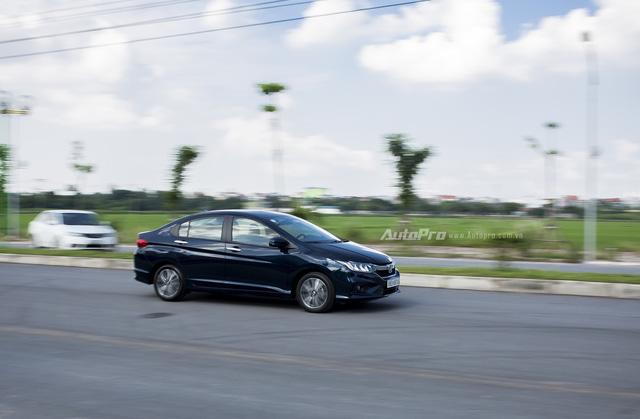 Honda City 2017 - nâng tầm cho một mẫu sedan hạng B - Ảnh 2.