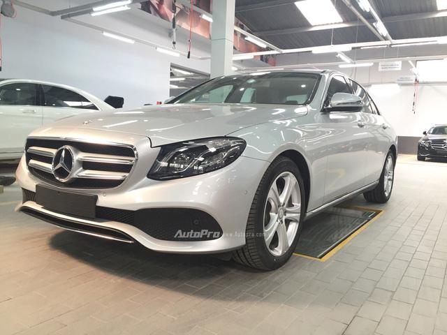 Lộ diện Mercedes-Benz E250 lắp ráp trong nước, giá chỉ 2,479 tỉ Đồng - Ảnh 2.