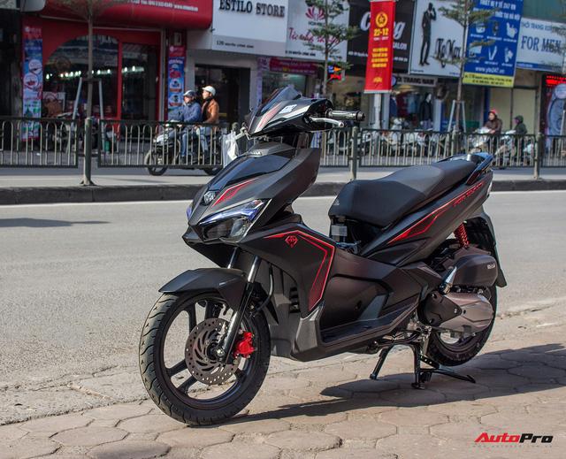Loạt xe máy mới, giá mềm đáng chú ý ra mắt tại Việt Nam trong năm 2017 - Ảnh 2.