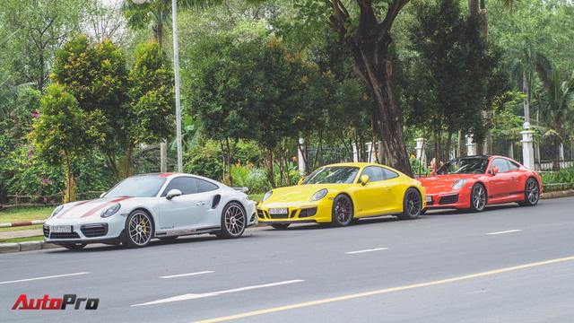 Cường Đô la cùng dàn Porsche sắc màu tụ tập tại Sài Gòn - Ảnh 6.