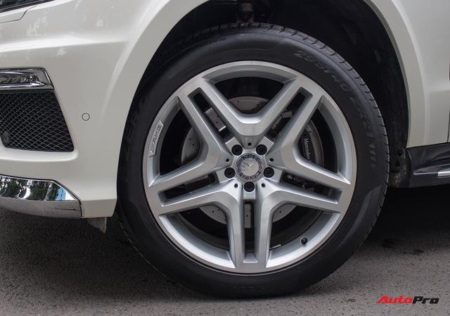 SUV 7 chỗ hạng sang Mercedes GL500 4MATIC cũ rao bán giá 3,7 tỷ đồng tại Hà Nội - Ảnh 4.