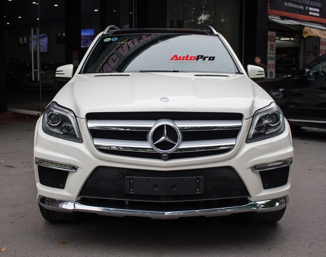 SUV 7 chỗ hạng sang Mercedes GL500 4MATIC cũ rao bán giá 3,7 tỷ đồng tại Hà Nội - Ảnh 1.