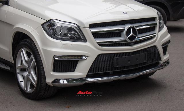 SUV 7 chỗ hạng sang Mercedes GL500 4MATIC cũ rao bán giá 3,7 tỷ đồng tại Hà Nội - Ảnh 5.