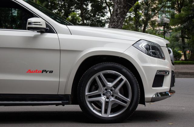SUV 7 chỗ hạng sang Mercedes GL500 4MATIC cũ rao bán giá 3,7 tỷ đồng tại Hà Nội - Ảnh 2.